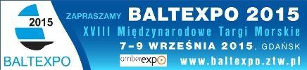 Już za półtora miesiąca spotykamy się na BALTEXPO 2015 - GospodarkaMorska.pl