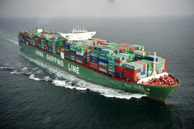 CSCL zamawia kontenerowce warte prawie miliard dolarów - GospodarkaMorska.pl