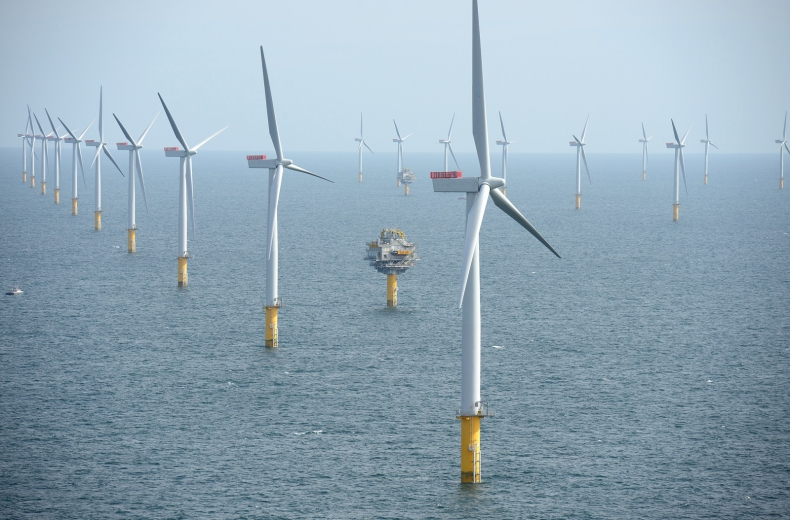 Coraz więcej morskich farm wiatrowych w Europie. Obecnie produkują już ponad 10 GW energii - GospodarkaMorska.pl