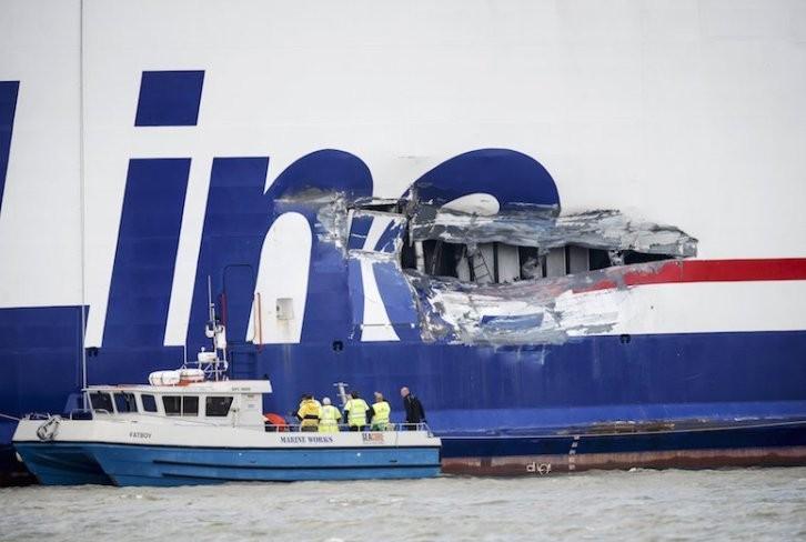 Brytyjskie Biuro Badania Wypadków Morskich opublikowało raport roczny - GospodarkaMorska.pl