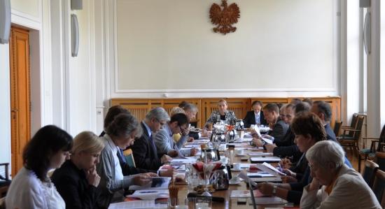 XXV posiedzenie Międzyresortowego Zespołu ds. Polityki Morskiej - GospodarkaMorska.pl