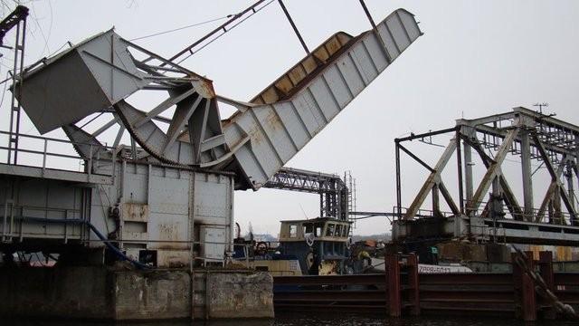 Zakończono remont unikatowego mostu w szczecińskich Podjuchach - GospodarkaMorska.pl