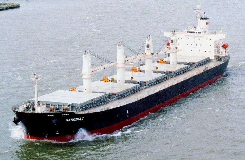 Zarobki masowców capesize dwukrotnie wyższe. Rośnie chiński import żelaza - GospodarkaMorska.pl