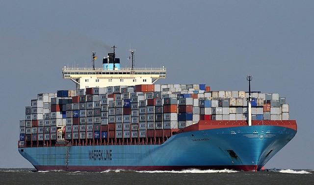 Nowoczesne statki towarowe wytracają prędkość - GospodarkaMorska.pl