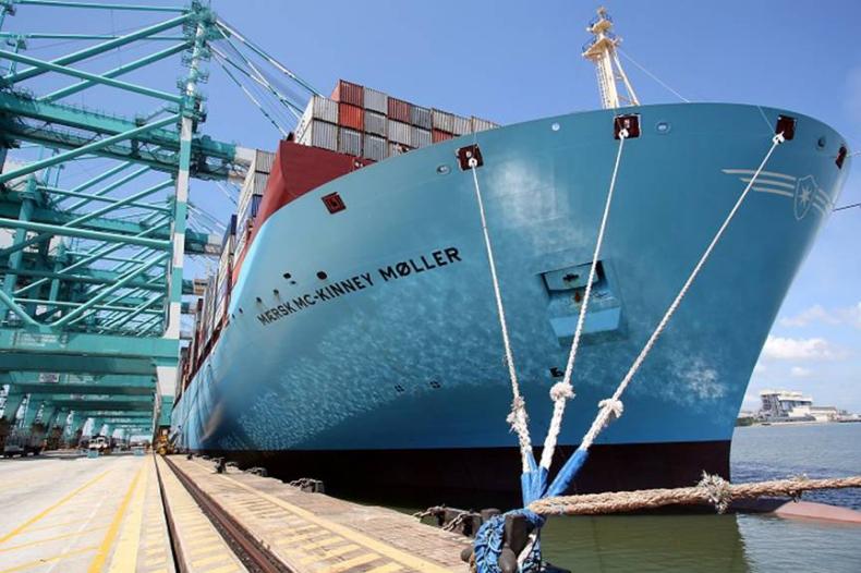 Maersk Line wygrywa agresywną strategią - GospodarkaMorska.pl