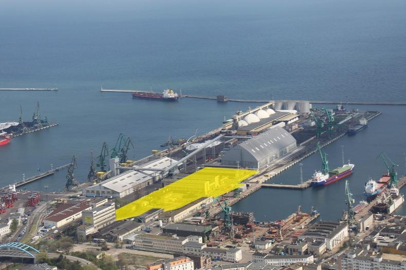 Port Gdynia kupił od Nauty część jej terenów (WIDEO) - GospodarkaMorska.pl