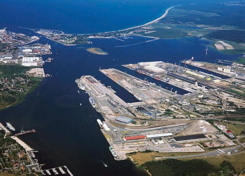 Konkurencja polskich portów nie śpi. W Rostocku duży wzrost przeładunków - GospodarkaMorska.pl