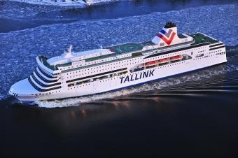 Kolejne obiecujące wzrosty grupy Tallink - GospodarkaMorska.pl