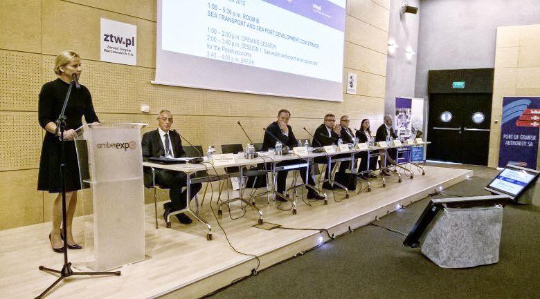 Transport morski i rozwój portów pod okiem ekspertów - GospodarkaMorska.pl
