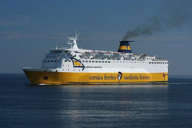 W przyszłym roku z Corsica Ferries popłyniemy nowymi trasami - GospodarkaMorska.pl