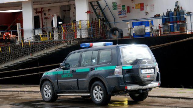 Syryjscy marynarze próbowali przedostać się z Gdańska do Niemiec - GospodarkaMorska.pl