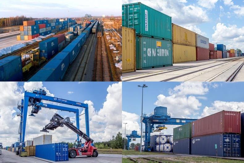 PKP CARGO zwiększa częstotliwość regularnych kontenerowych połączeń między portami a Warszawą - GospodarkaMorska.pl