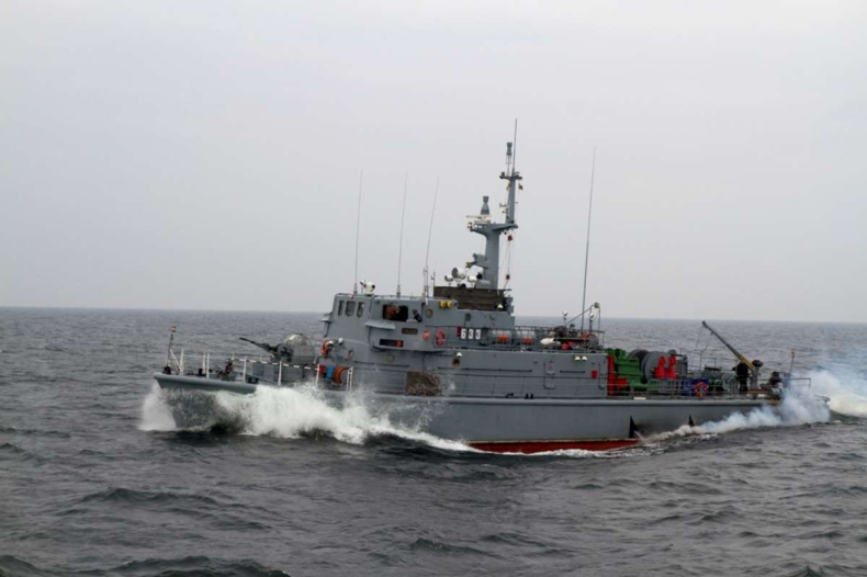 WARGACZ-15. Epizody morskie - GospodarkaMorska.pl