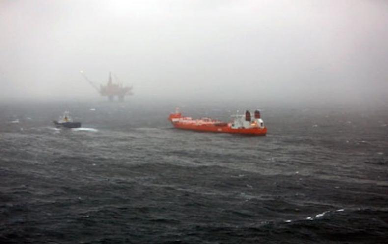 Wyciek ropy na Morzu Północnym - GospodarkaMorska.pl