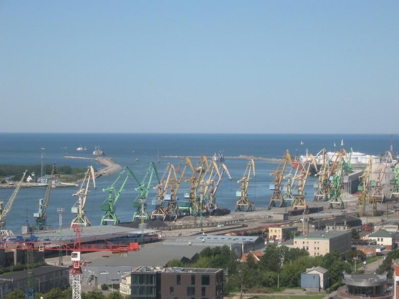 Wzrost przeładunków o prawie 10 proc. Port w Kłajpedzie mocną konkurencją dla polskich portów - GospodarkaMorska.pl