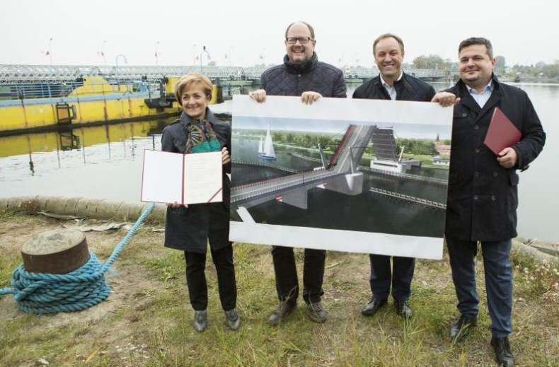 Nowy most na Wyspę Sobieszewską już w 2018 roku? Rząd obiecuje pieniądze - GospodarkaMorska.pl