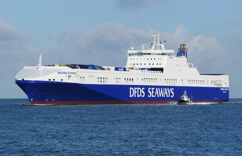 DFDS zwiększy zatrudnienie w obrębie kanału La Manche - GospodarkaMorska.pl