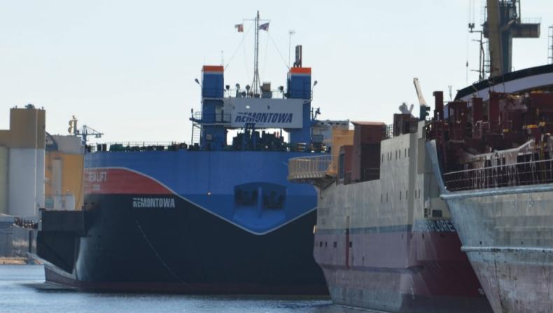 Remontowa Shipbuilding zbuduje w tym roku 9 statków - GospodarkaMorska.pl