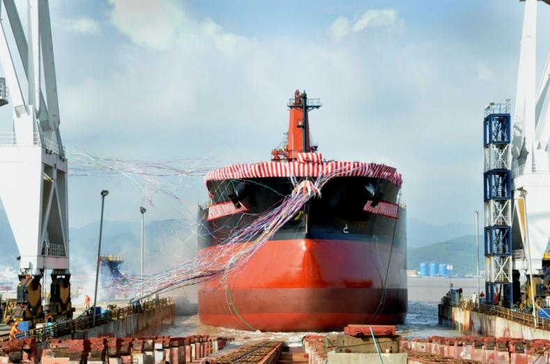 Kolejny masowiec SMT Shipping wchodzi do służby - GospodarkaMorska.pl