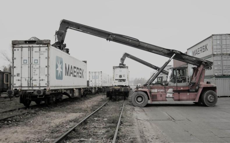Balticon buduje serwis kontenerów w Pomorskim Centrum Logistycznym  w Gdańsku - GospodarkaMorska.pl