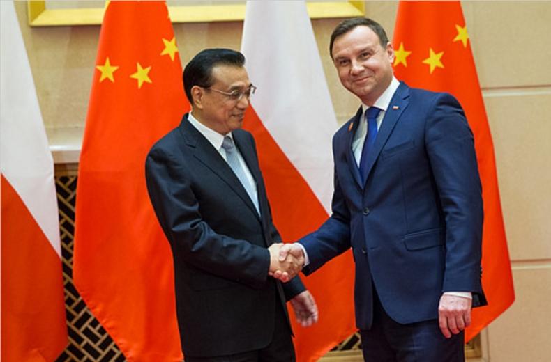 Wizyta prezydenta w Chinach: Polska ważnym partnerem w budowie nowego szlaku jedwabnego - GospodarkaMorska.pl