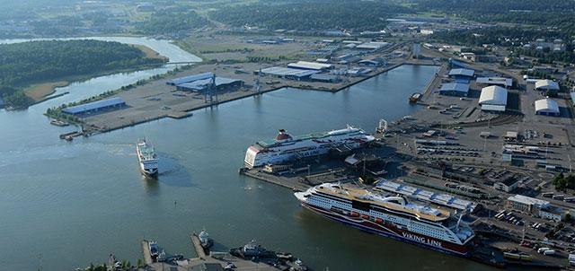 Porty w Szwecji i Finlandii razem na rzecz środowiska - GospodarkaMorska.pl