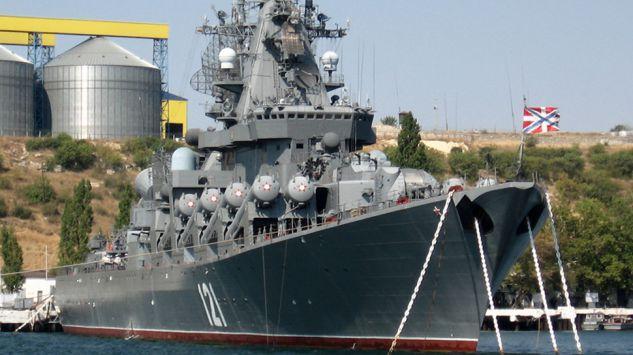 Napięte stosunki między Rosją i Turcją. Okręty Federacji zablokowane - GospodarkaMorska.pl
