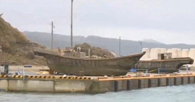 Statki widmo pełne zwłok znaleziono u wybrzeży Japonii - GospodarkaMorska.pl