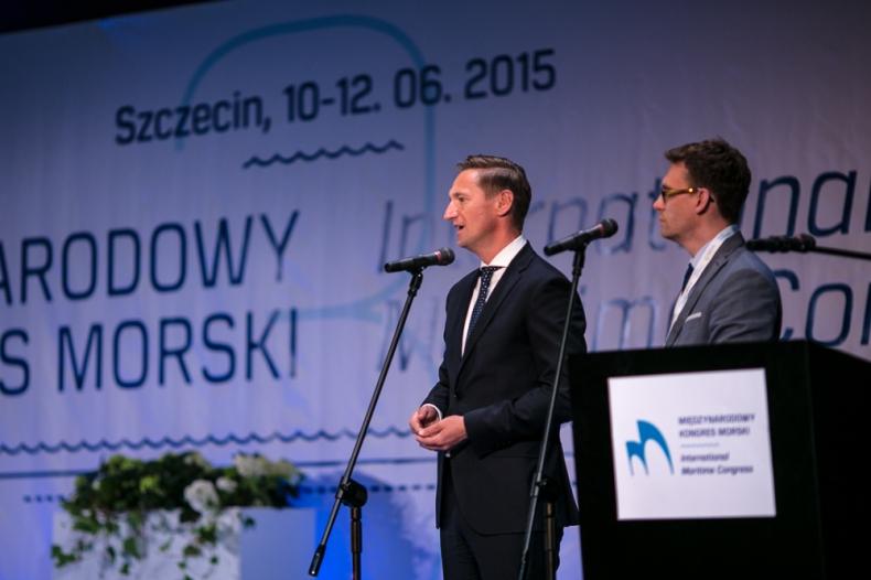 Międzynarodowy Kongres Morski poszedł do Parlamentu Europejskiego - GospodarkaMorska.pl
