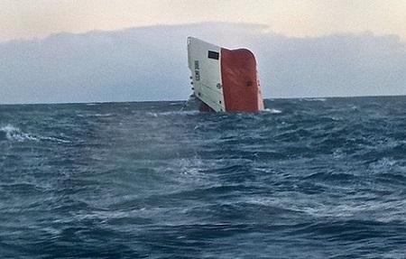Znaczenie meteorologii dla żeglugi. Wybrane wypadki morskie zaistniałe w złych warunkach hydrometeorologicznych w roku 2015 - GospodarkaMorska.pl