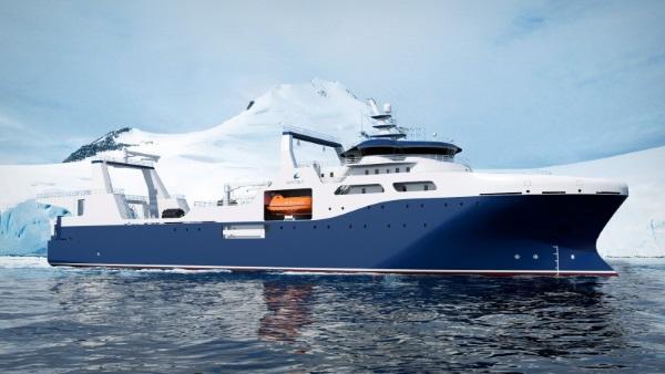Wartsila zaprojektuje największy trawler do połowów kryla - GospodarkaMorska.pl