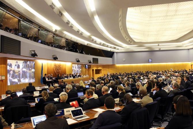 IMO: Konwencja o wodach balastowych nie wejdzie w życie - GospodarkaMorska.pl