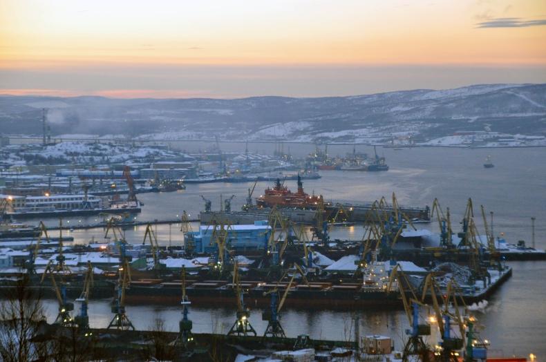 Murmańsk nowym centrum ropy arktycznej - GospodarkaMorska.pl