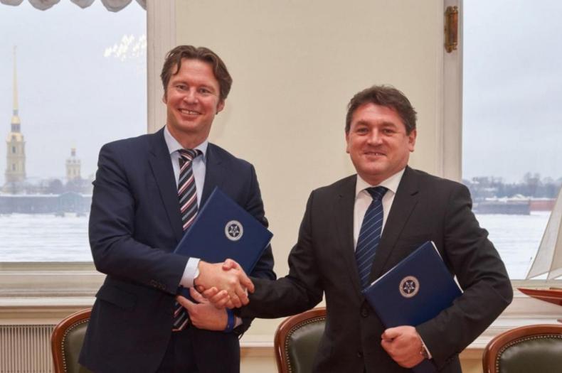 Rosyjski Morski Rejestr Statków rozpoczął współpracę z DNV GL - GospodarkaMorska.pl