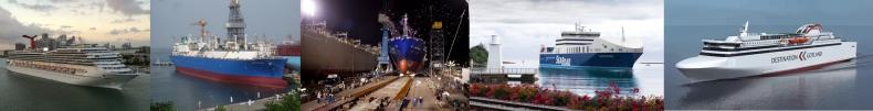 5 najbardziej innowacyjnych statków zasilanych LNG - GospodarkaMorska.pl