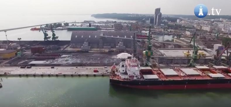 Porty morskie katalizatorem rozwoju gospodarczego - GospodarkaMorska.pl