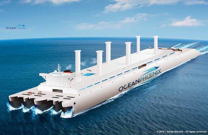 Gigant do oczyszczania oceanów - GospodarkaMorska.pl