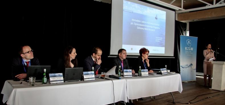 Sopockie spotkanie konsultacyjne w ramach Krajowego Programu Ochrony Wód Morskich - GospodarkaMorska.pl