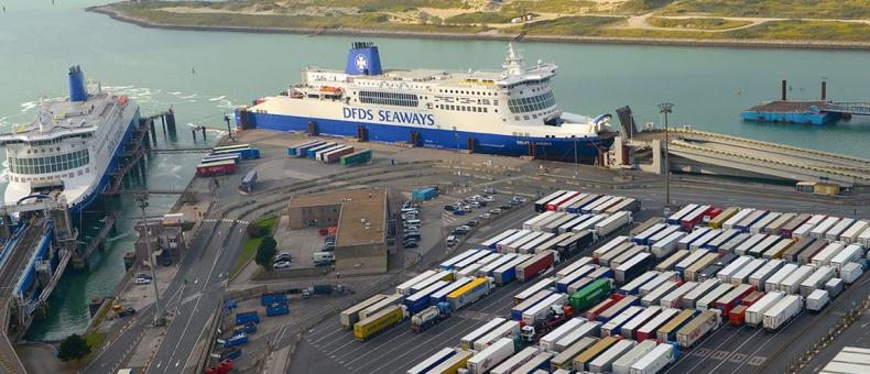 W Dunkierce oddano do użytku nowy terminal - GospodarkaMorska.pl