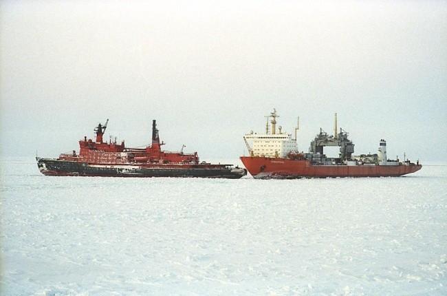 Ropa zatrzymała rosyjskie lodołamacze - GospodarkaMorska.pl