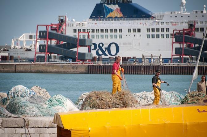 Wyłoniono wykonawców projektu rozbudowy portu w Calais - GospodarkaMorska.pl