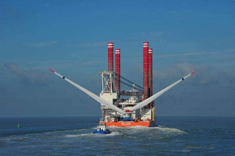 GE buduje pierwszą morską farmę wiatrową w Stanach Zjednoczonych - GospodarkaMorska.pl