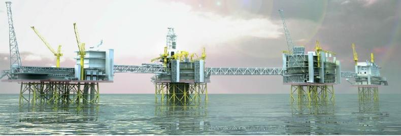 Zamet Industry wykona i scali 750 ton konstrukcji stalowej w ramach projektu Johan Sverdrup - GospodarkaMorska.pl