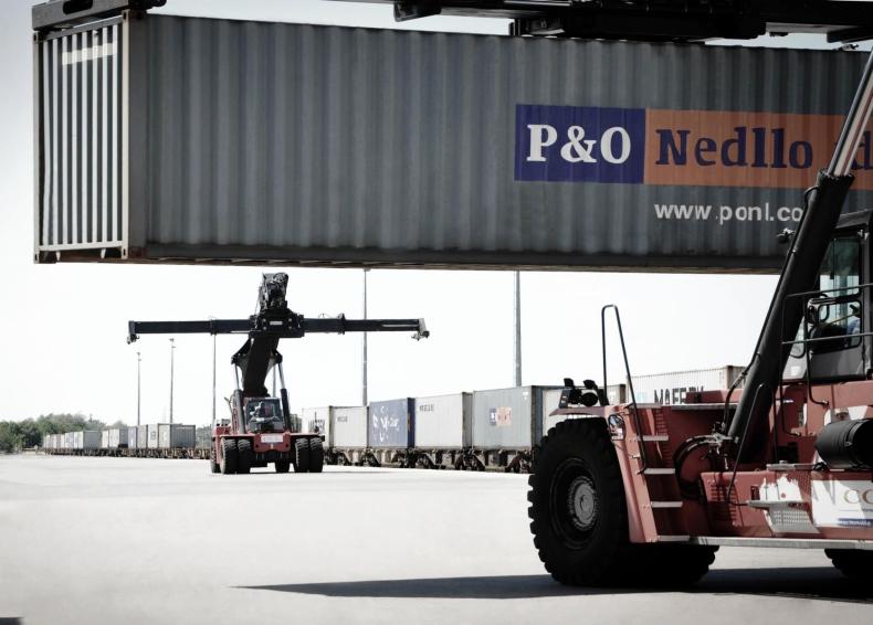 MIB: w 2020 r. udział transportu intermodalnego sięgnie 6 proc. - GospodarkaMorska.pl