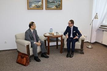 Zacieśniamy współpracę z Japonią - GospodarkaMorska.pl