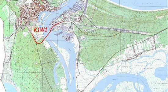 GDDKiA ogłosiła przetarg na budowę tunelu pod Świną - GospodarkaMorska.pl