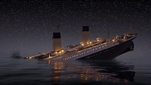 Tragedia Titanica minuta po minucie. Niezwykłe wideo - GospodarkaMorska.pl