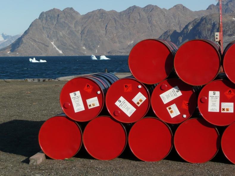 Po Katarze ceny ropy w USA w dół - GospodarkaMorska.pl