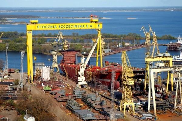Byli pracownicy stoczni chcą wrócić do szczecińskiego zakładu - GospodarkaMorska.pl