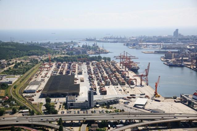 """Zarząd Morskiego Portu Gdynia laureatem """"Orła"""" tygodnika """"Wprost"""" - GospodarkaMorska.pl"""